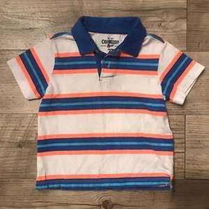 OshKosh Striped Polo Shirt 2T